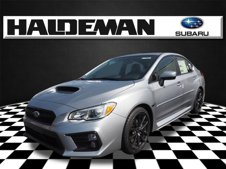 New 2019 Subaru WRX Premium (M6) Sedan for sale in Hamilton, NJ at Haldeman Subaru