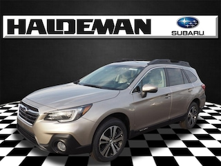 New 2019 Subaru Outback 2.5i Limited SUV 4S4BSANC1K3269634 19523 for sale in Hamilton, NJ at Haldeman Subaru