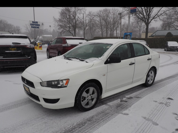 Bargain Inventory 2010 Mitsubishi Lancer DE DE  Sedan CVT for sale in Hamilton, NJ