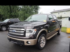 2013 Ford F-150 King Ranch 4x4 King Ranch  SuperCrew Styleside 5.5 ft. SB