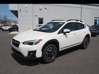 New 2019 Subaru Crosstrek 2.0i Limited SUV JF2GTANC5K8299781 A19084 for sale in Hamilton, NJ at Haldeman Subaru
