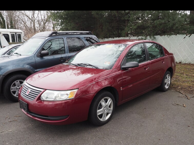 Bargain Inventory 2006 Saturn Ion 2 2  Sedan 4A for sale in Hamilton, NJ