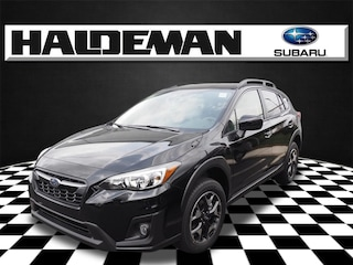 New 2019 Subaru Crosstrek 2.0i Premium SUV JF2GTAEC0K8291636 A19068 for sale in Hamilton, NJ at Haldeman Subaru
