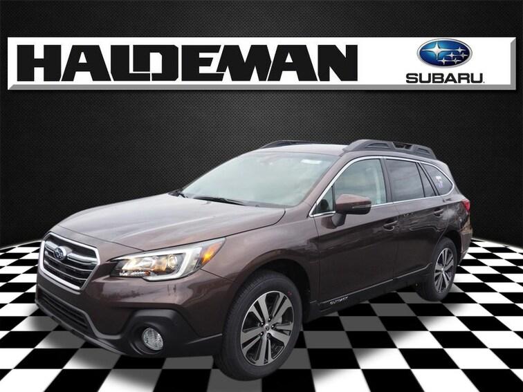 New 2019 Subaru Outback 3.6R Limited SUV for sale in Hamilton, NJ at Haldeman Subaru