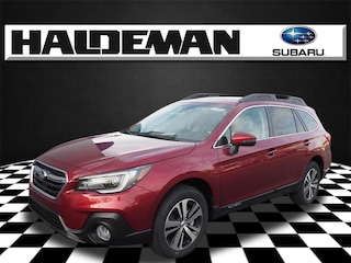 New 2019 Subaru Outback 2.5i Limited SUV 4S4BSANC6K3268995 19496 for sale in Hamilton, NJ at Haldeman Subaru