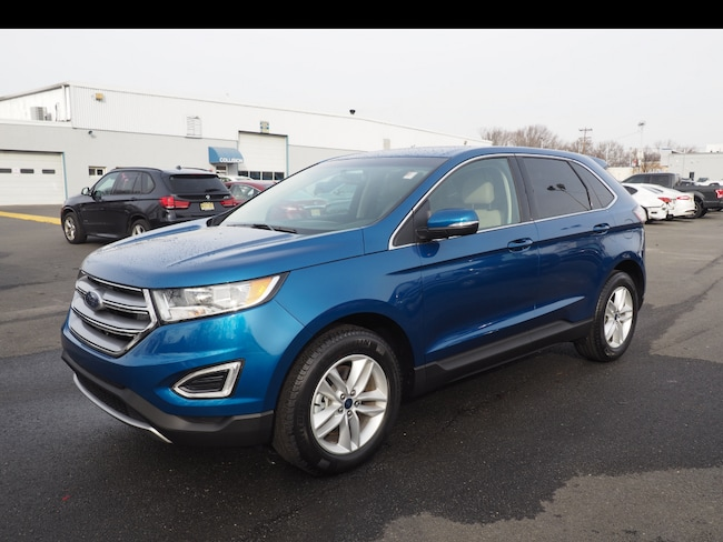 2018 Ford Edge SEL AWD SEL  Crossover