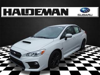 New 2019 Subaru WRX Sedan JF1VA1A61K9813671 19409 for sale in Hamilton, NJ at Haldeman Subaru