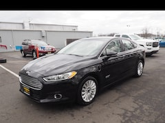 2016 Ford Fusion Energi SE Luxury SE Luxury  Sedan