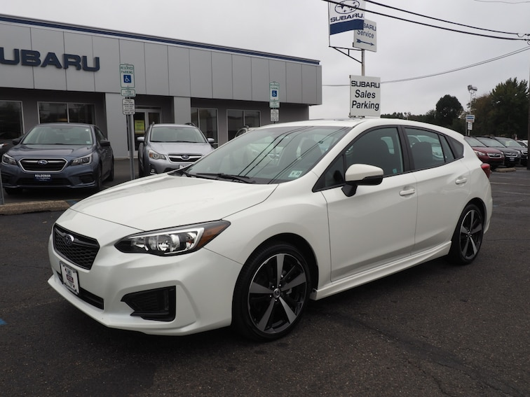 Used 2018 Subaru Impreza 2.0i Sport AWD 2.0i Sport  Wagon CVT for sale in Hamilton, New Jersey at Haldeman Subaru