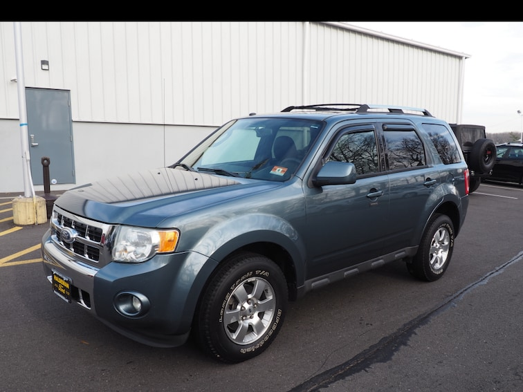 Bargain Inventory 2011 Ford Escape Limited AWD Limited  SUV for sale in Hamilton, NJ