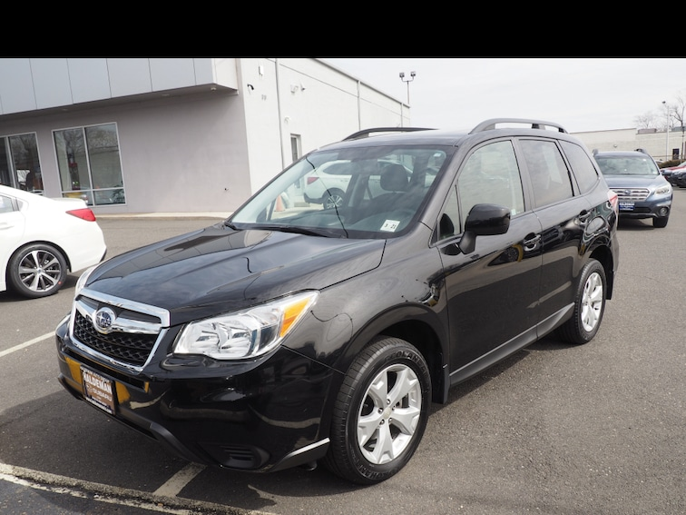 Used 2016 Subaru Forester 2.5i Premium AWD 2.5i Premium  Wagon CVT for sale in Hamilton, New Jersey at Haldeman Subaru