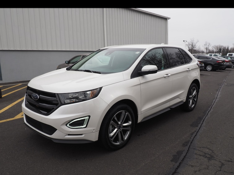 Certified Pre-Owned 2017 Ford Edge Sport AWD Sport  Crossover for sale in Hamilton, NJ