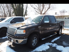 Bargain Inventory 2007 Ford F-150 Lariat Lariat  SuperCrew Styleside 5.5 ft. SB for sale in Hamilton, NJ