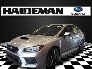 New 2019 Subaru WRX STI Limited Sedan JF1VA2Y66K9807876 19186 for sale in Hamilton, NJ at Haldeman Subaru