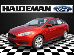 New 2018 Ford Focus SE Sedan for sale in East Windsor, NJ at Haldeman Ford Rt. 130