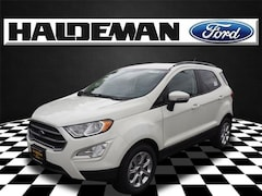 New 2019 Ford EcoSport SE Crossover for sale in East Windsor, NJ at Haldeman Ford Rt. 130