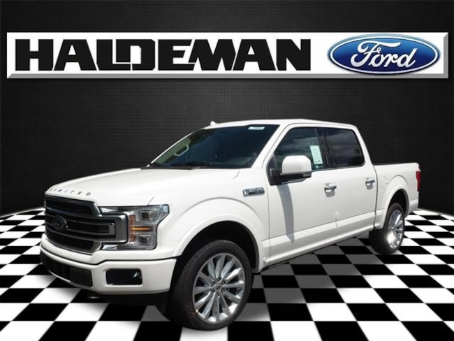 New 2019 Ford F-150 Limited Truck for sale in East Windsor, NJ at Haldeman Ford Rt. 130