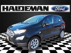 2018 Ford EcoSport SE Crossover