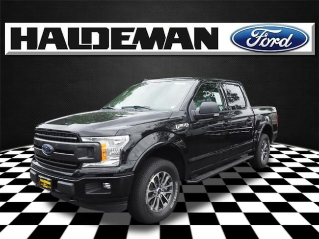 New 2019 Ford F-150 XLT Truck for sale in East Windsor, NJ at Haldeman Ford Rt. 130