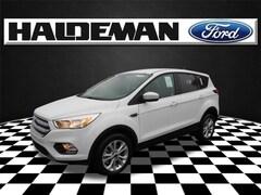 New 2019 Ford Escape SE SUV for sale in East Windsor, NJ at Haldeman Ford Rt. 130