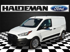 New 2019 Ford Transit Connect Commercial XL Cargo Van Truck for sale in East Windsor, NJ at Haldeman Ford Rt. 130