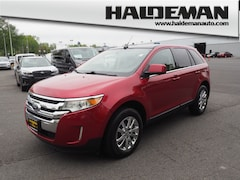 Used 2011 Ford Edge Limited SUV 2FMDK3KC2BBA83254 for sale in East Windsor, NJ at Haldeman Ford Rt. 130