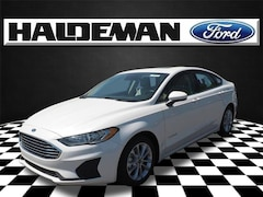 New 2019 Ford Fusion Hybrid SE Sedan for sale in East Windsor, NJ at Haldeman Ford Rt. 130