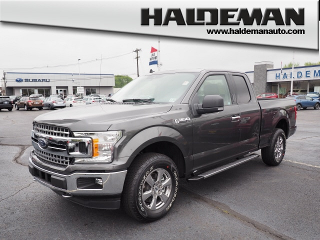 2019 Ford F-150 XLT Extended Cab Short Bed Truck