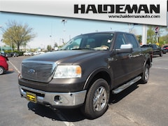 2007 Ford F-150 Lariat Crew Cab Short Bed Truck