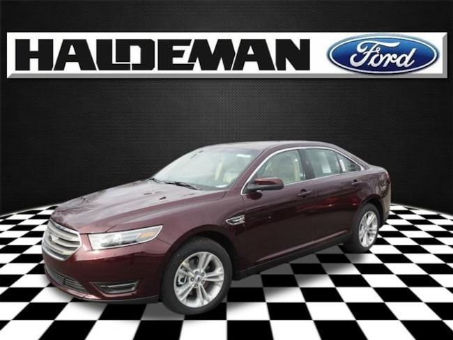 New 2018 Ford Taurus SEL Sedan for sale in East Windsor, NJ at Haldeman Ford Rt. 130