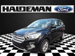 New 2019 Ford Escape SE SUV for sale in East Windsor, NJ at Haldeman Ford Rt. 130