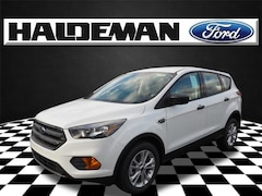 New 2019 Ford Escape S SUV for sale in East Windsor, NJ at Haldeman Ford Rt. 130