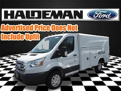 New 2018 Ford Transit Chassis Cutaway Commercial-truck for sale in East Windsor, NJ at Haldeman Ford Rt. 130