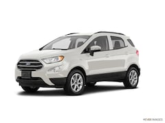 New 2019 Ford EcoSport S Crossover for sale in East Windsor, NJ at Haldeman Ford Rt. 130