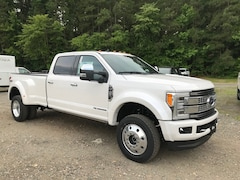 2019 Ford F-450SD Platinum Truck
