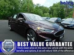 2018 Ford Fusion Sport Sedan