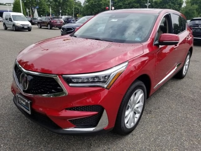 New 2020 Acura RDX SH-AWD SUV Newport News