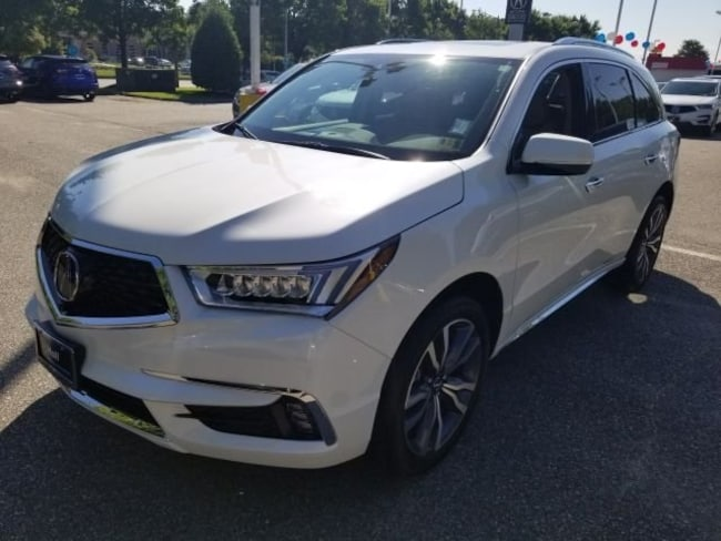 New 2019 Acura MDX with Advance Package SUV Newport News