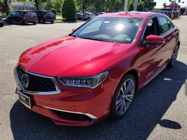 New 2020 Acura TLX V-6 with Technology Package Sedan Newport News