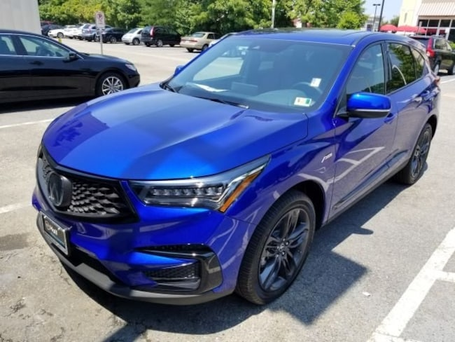 New 2019 Acura RDX with A-Spec Package SUV in Virginia Beach