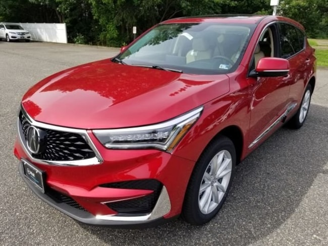 New 2020 Acura RDX Base SUV Newport News