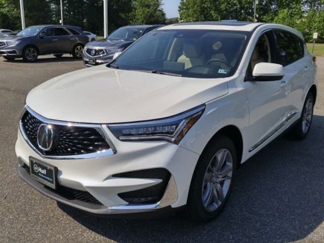 New 2019 Acura RDX SH-AWD with Advance Package SUV Newport News