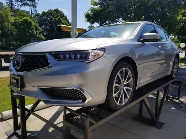 New 2019 Acura TLX 3.5 V-6 9-AT SH-AWD Sedan Newport News