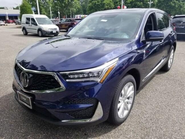 New 2020 Acura RDX SH-AWD SUV Newport News