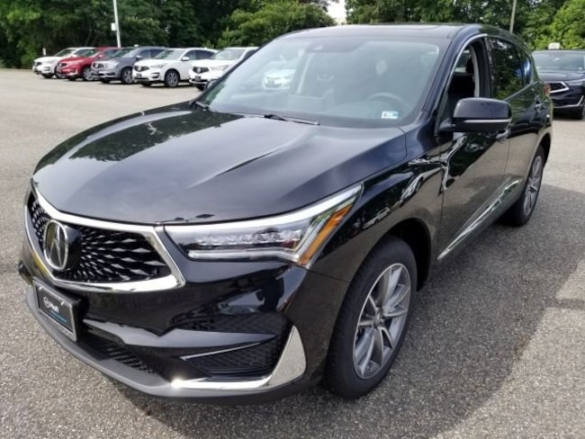 New 2020 Acura RDX with Technology Package SUV Newport News
