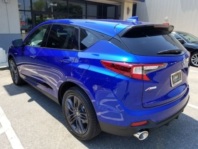 New 2019 Acura Rdx For Sale At Hall Mileone Autogroup Vin
