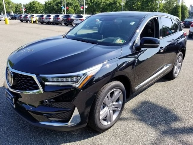 New 2019 Acura RDX with Advance Package SUV in Virginia Beach