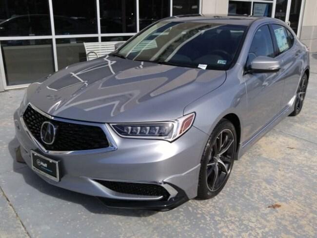 New 2019 Acura TLX 2.4 8-DCT P-AWS Sedan Newport News