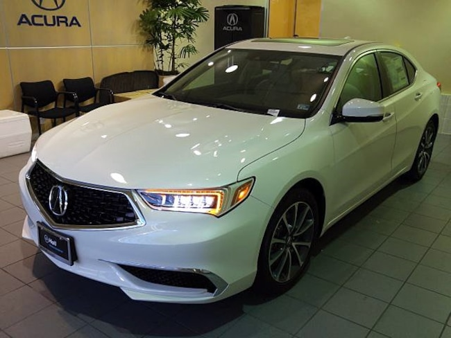 New 2019 Acura TLX 3.5 V-6 9-AT P-AWS Sedan in Virginia Beach