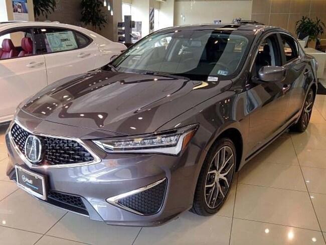 New 2019 Acura ILX with Technology Sedan in Virginia Beach